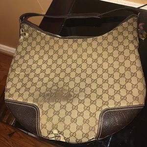 Authentic Hobo Gucci Bag